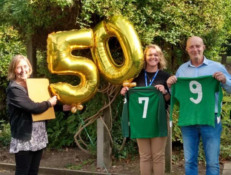 Lansdowne Primary School is 50! 2
