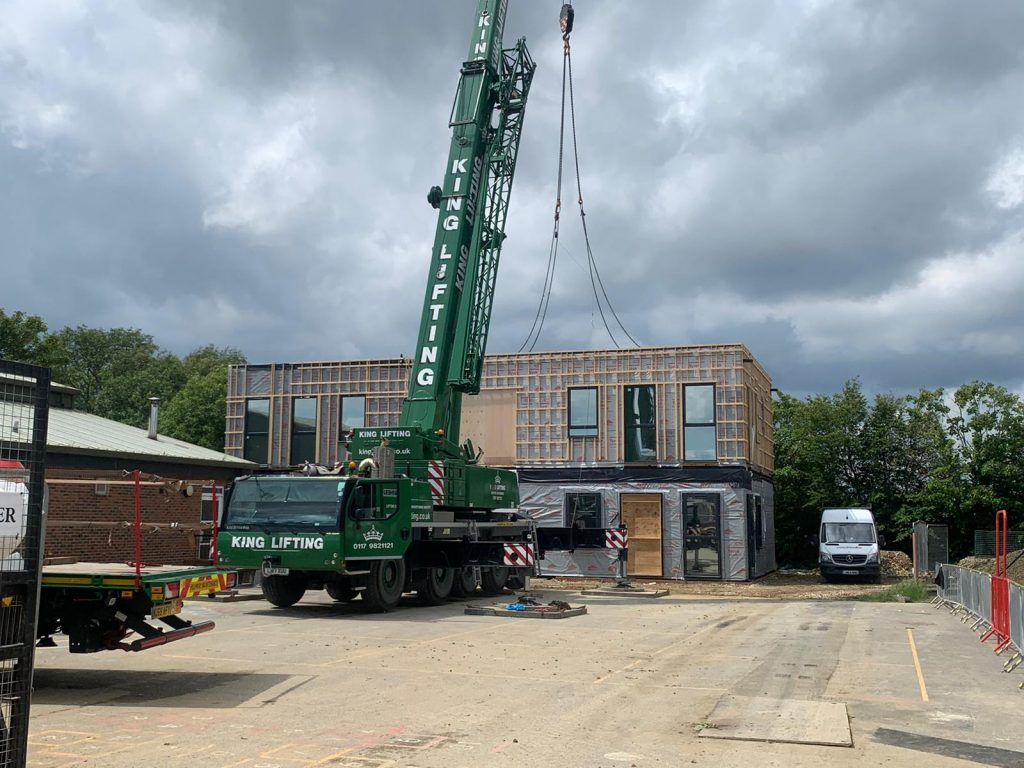 Water Meadows Primary School takes first step in expansion 1