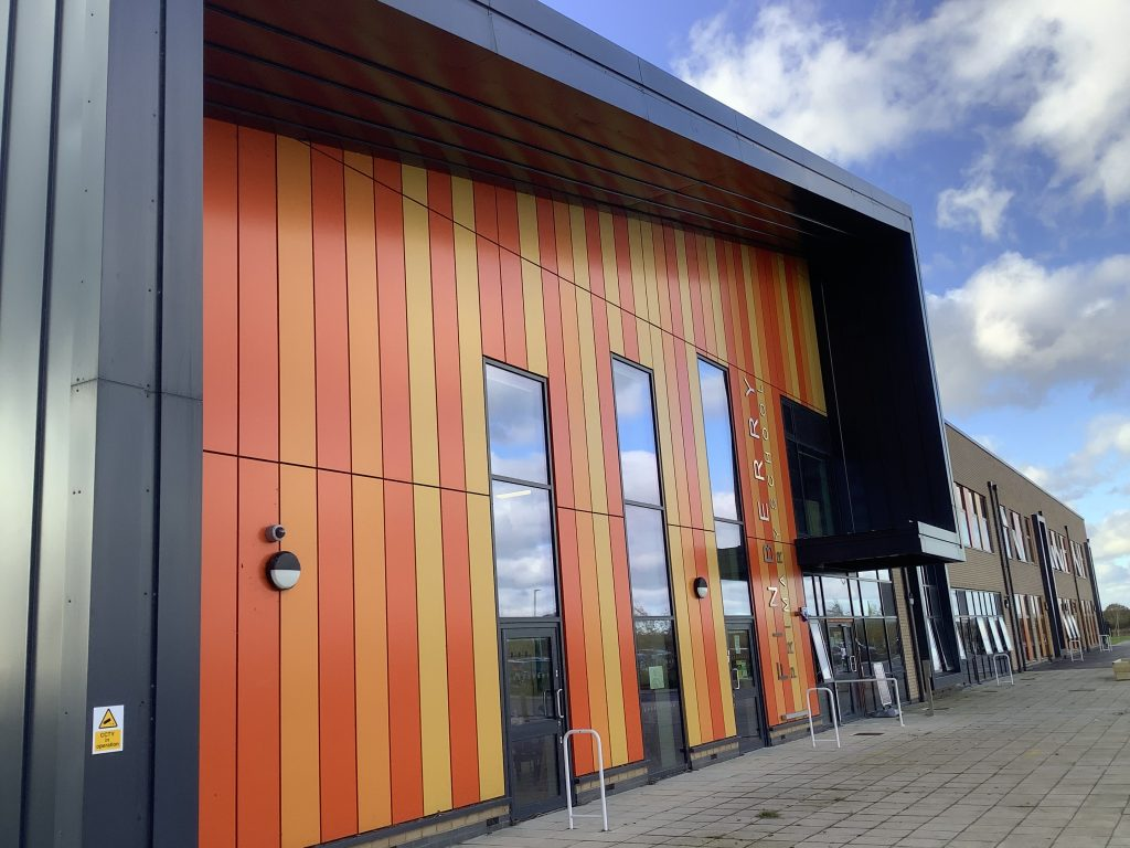 Phase two of Finberry Primary School opens 2