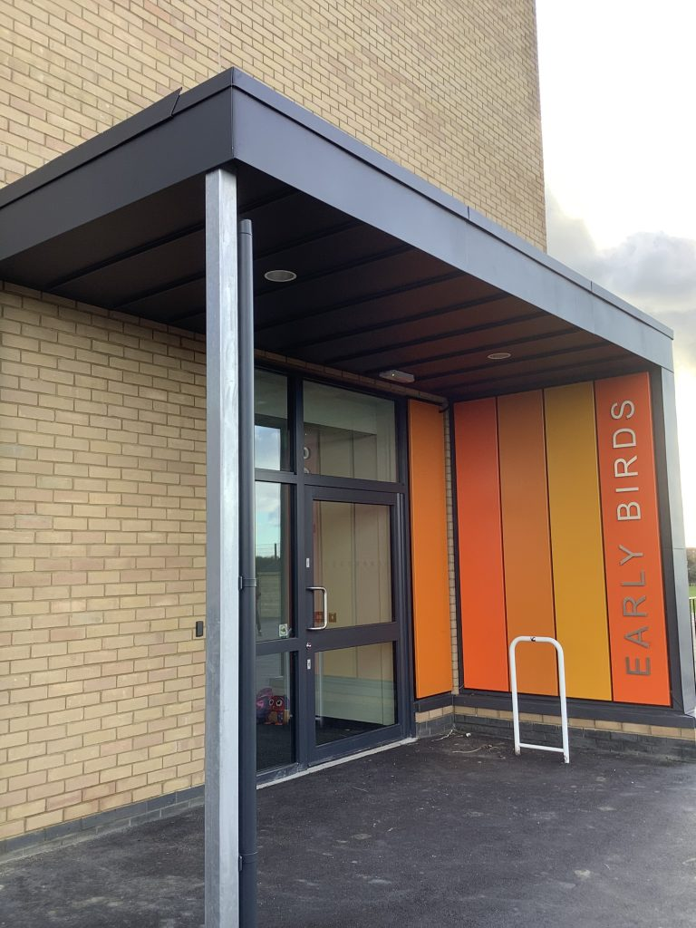 Phase two of Finberry Primary School opens 3