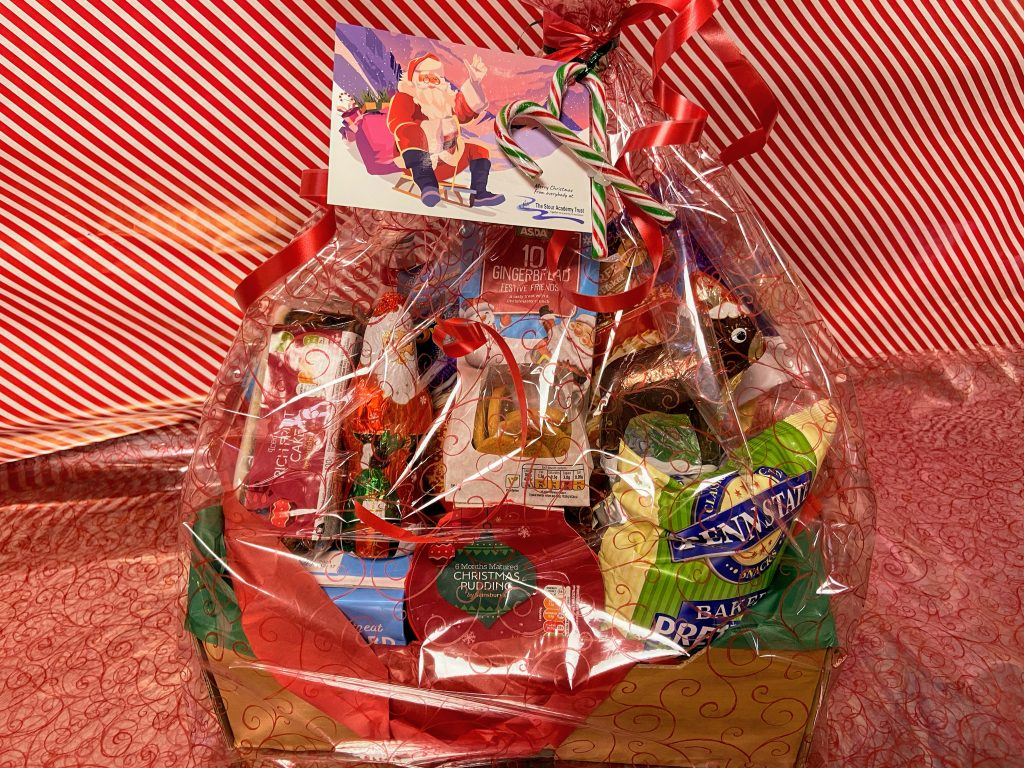 Christmas Hampers at The Stour Academy Trust