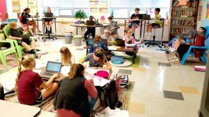 Develop a new pedagogical model 2