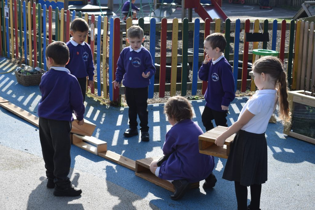 Strong foundations in the EYFS 1